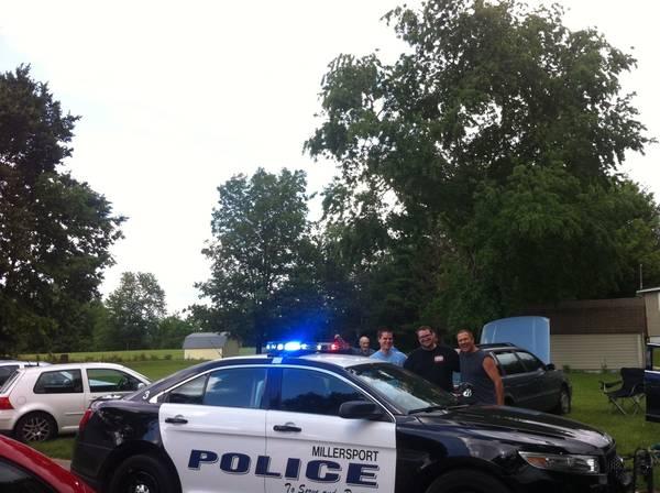 Cops unhappy