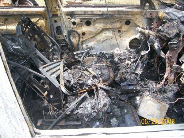 Arson fire kills brothers TDi Jetta