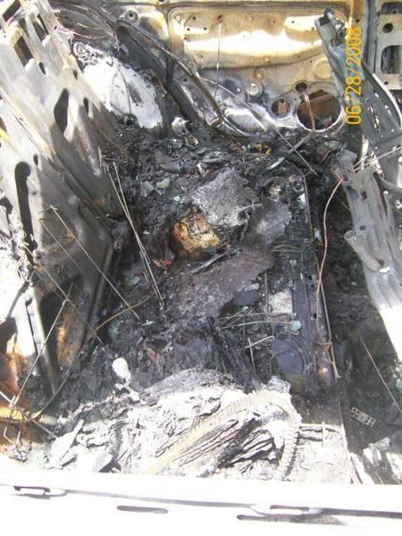 Arson fire kills brothers TDi Jetta
