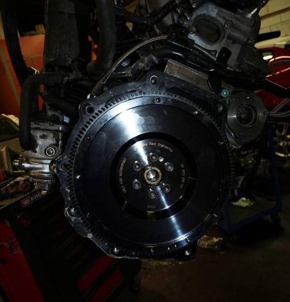 Sachs performance single mass flywheel SMF