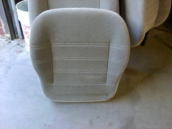 A3 MKIII Seat Cushion / Lower