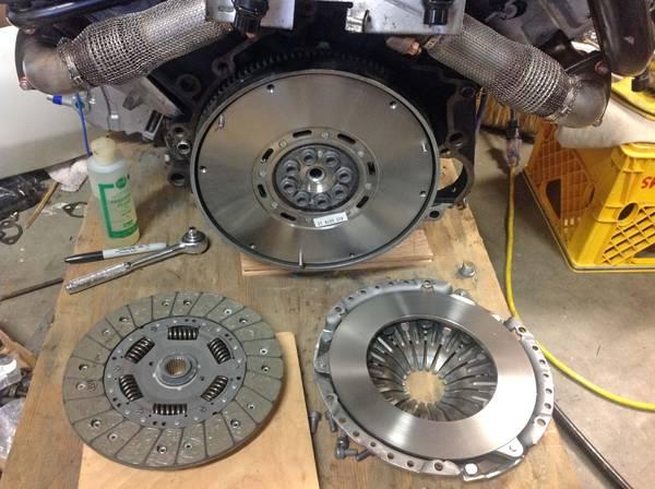 AFB clutch parts