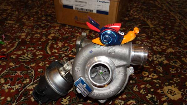 BV43 BRD/BVA Turbo 03G145702H Part number 5303 988 0109 #1