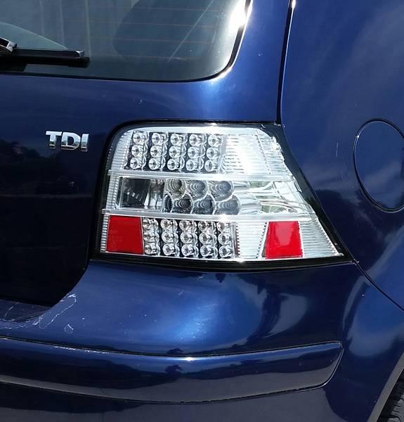 DashZ LED Tail lights