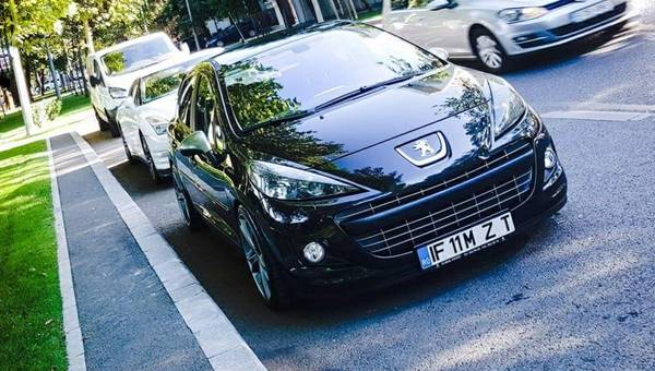 Peugeot 207 1.6 HDi Performance Stage 3 180 HP & 360 Nm