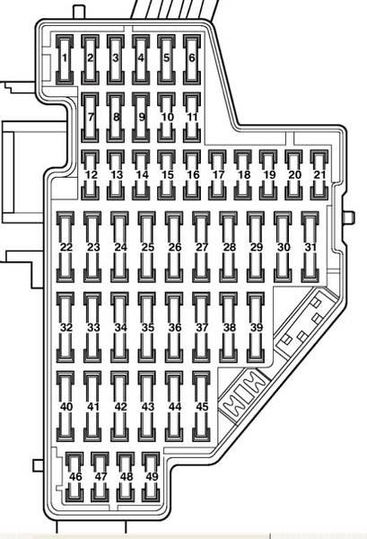 09 JSW fuse box picture please | TDIClub Forums | 2014 Sportwagen Fuse Diagram |  | TDIClub Forums