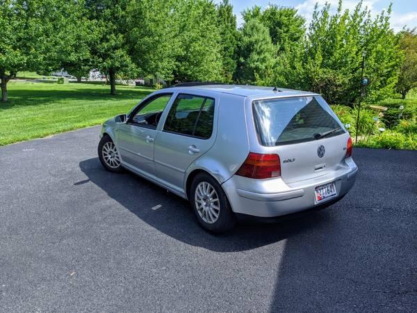 2003 Golf TDI For Sale
