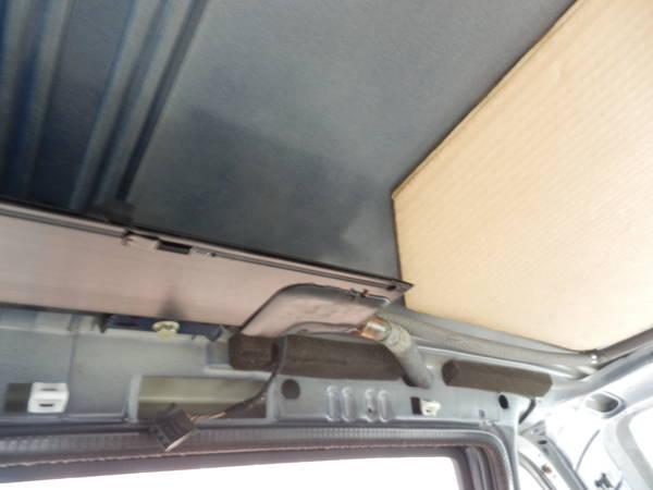 B4 Passat Interior Headliner Removed 4