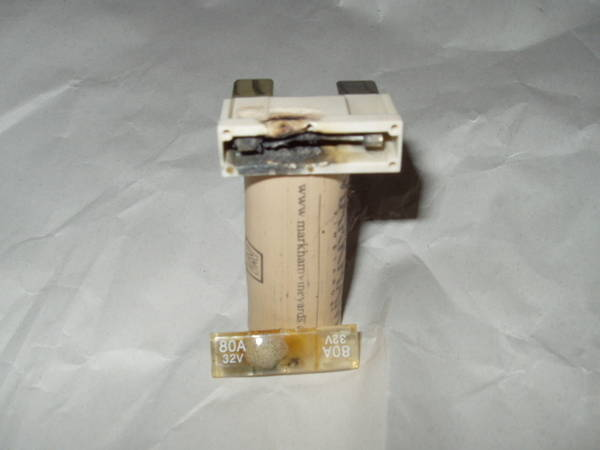 B4 Glow Plug Fuse
