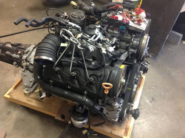 AFB Engine on dolley