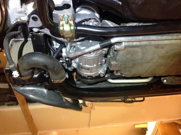 AFB Oilpan CloseupLeft