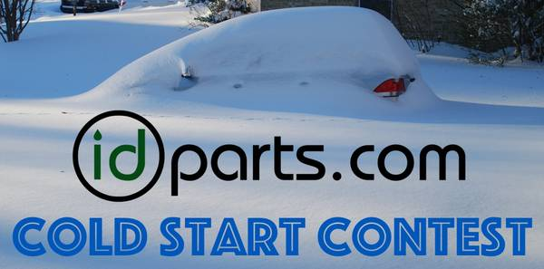 2016 IDParts Cold Start Contest