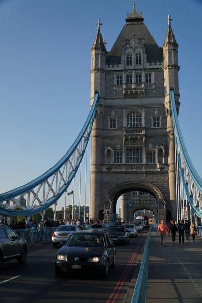 Jetta on Tower Bridge, London