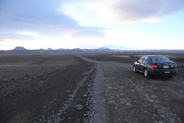 Iceland - central highlands