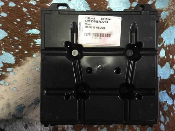 2011-2015 mk7 mk7 his/led oem headlights kufatec auto leveling adapter kit