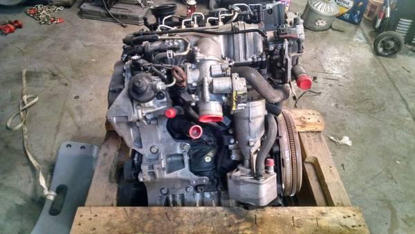 2009 CBEA engine