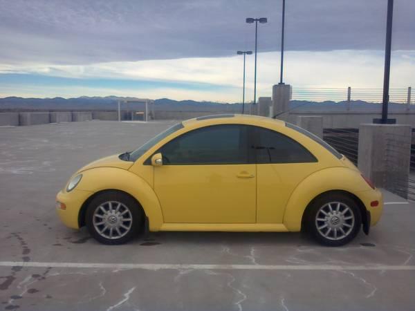 2005 New Beetle TDi