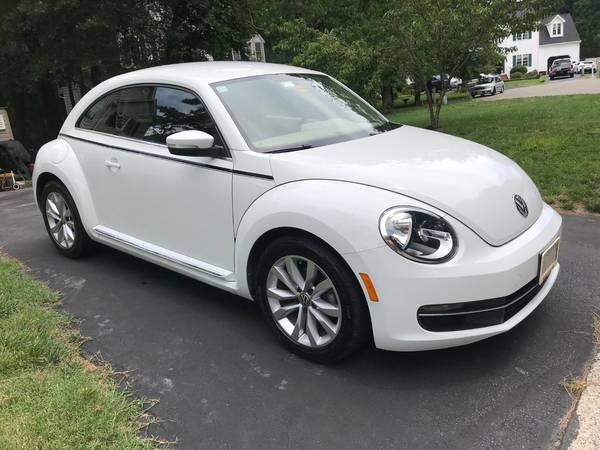 2015 Beetle TDI