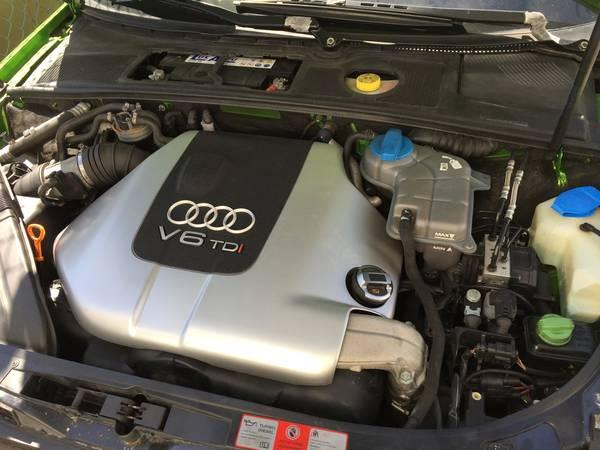 2002 Audi S4 Avant Quattro v6 Tdi 180hp Königseder factory tuned
