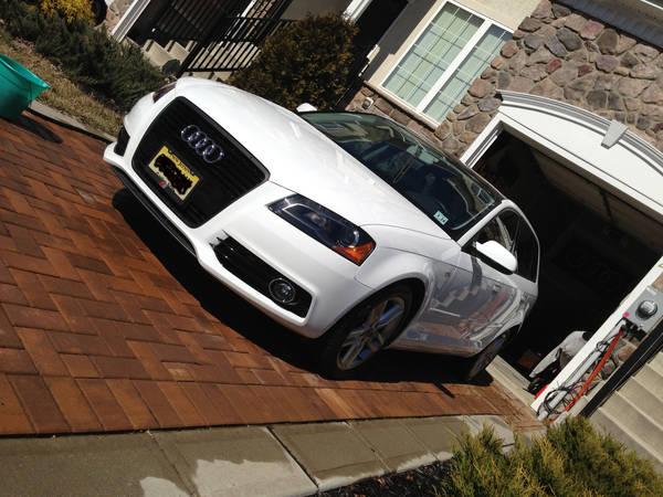 2011 Audi A3 S Line DSG