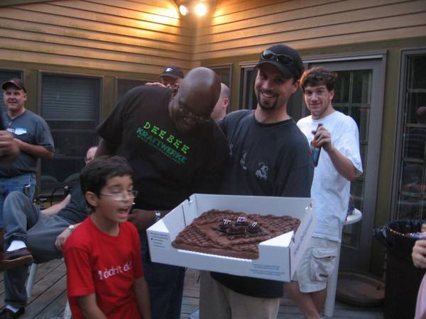 Cake for DeeBee