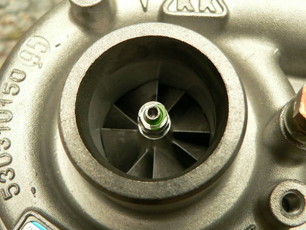 New A3 turbo