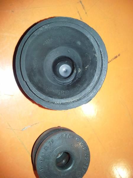 engine cover grommets 06 Golf TDI comparison