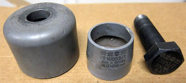 VW Crank Seal Installer T10053
