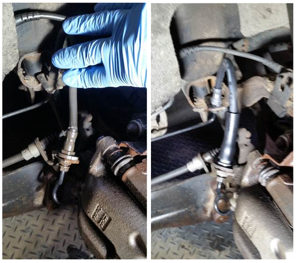 MKV Rear Brake Failure & Fix