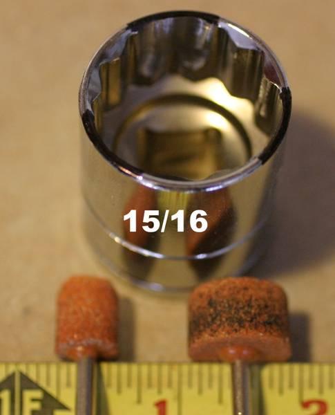 screw plug 3 lobed socket