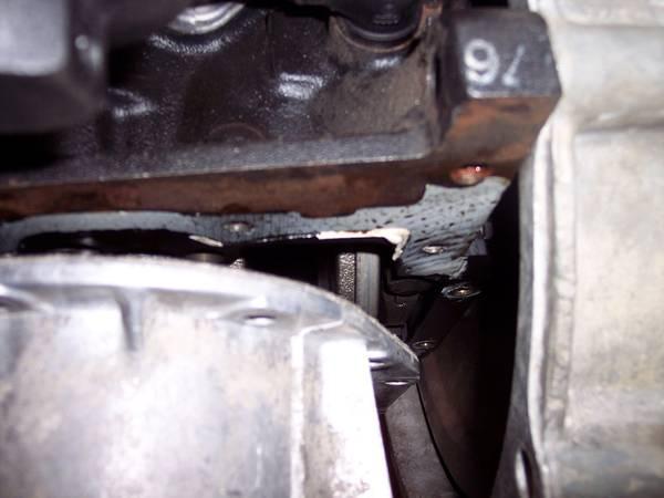 Diesel Vanagon Oil Pan