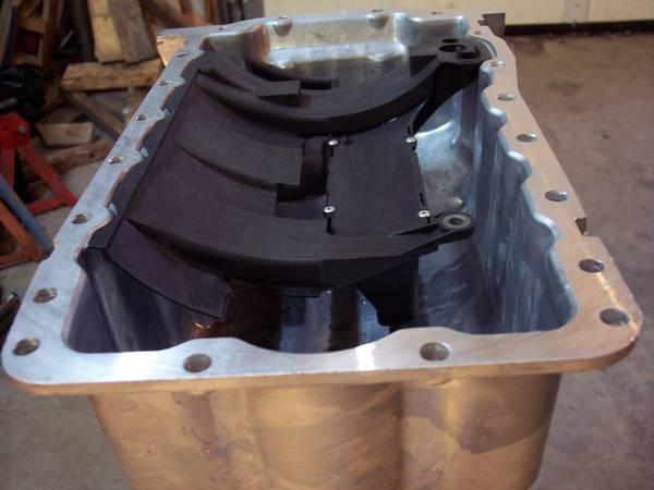 ALH TDI Oil Pan & Windage Tray