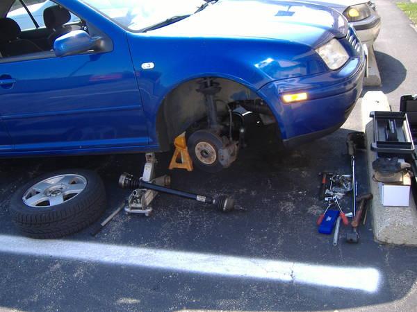 dead axle