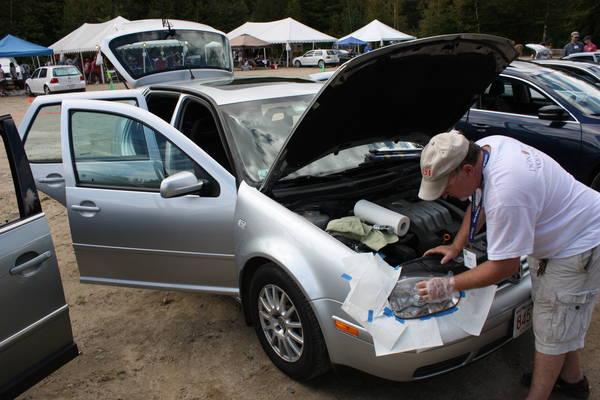 Car #18 - 2005 Golf - BeetleGo