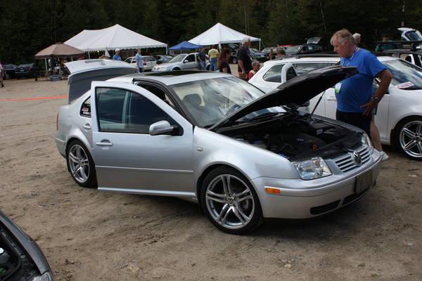 Car #25 - 2002 Jetta - Russman