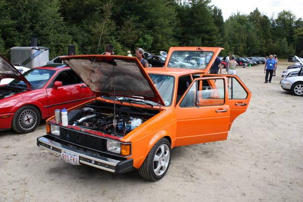 Car #5 - 1982 Rabbit TDI - burpod