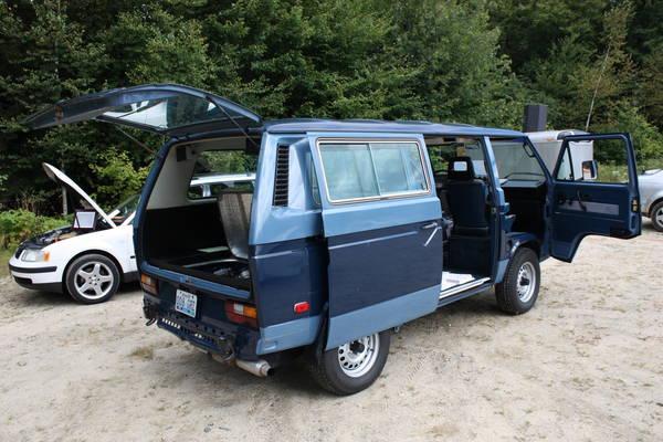 Car #9 - 1984 Vanagon TDI conversion - AndyBees