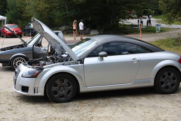 Car #27 - 2001 Audi TT Quatro - Ttqtdi