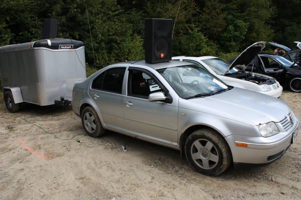 Car #22 - 2000 Jetta - car54