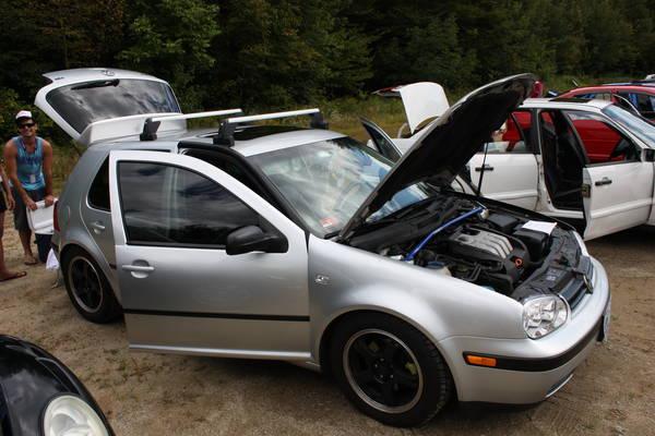 Car #28 - 2004 Golf -