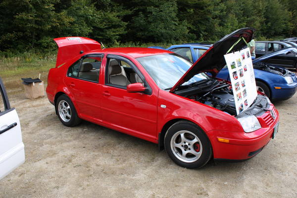 "Car #17 - 2000 Jetta - PeterV - Winner"" Best Daily Driver"