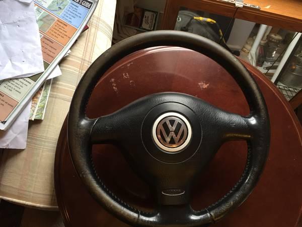 Three spoke wheel 1 front