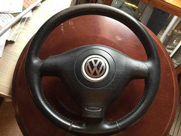 Three spoke wheel 2 front
