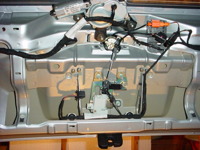 rear hatch tied to central locks tdiclub forums now that i think about it i should have just spliced into the original wiring just inside the car close to these boots