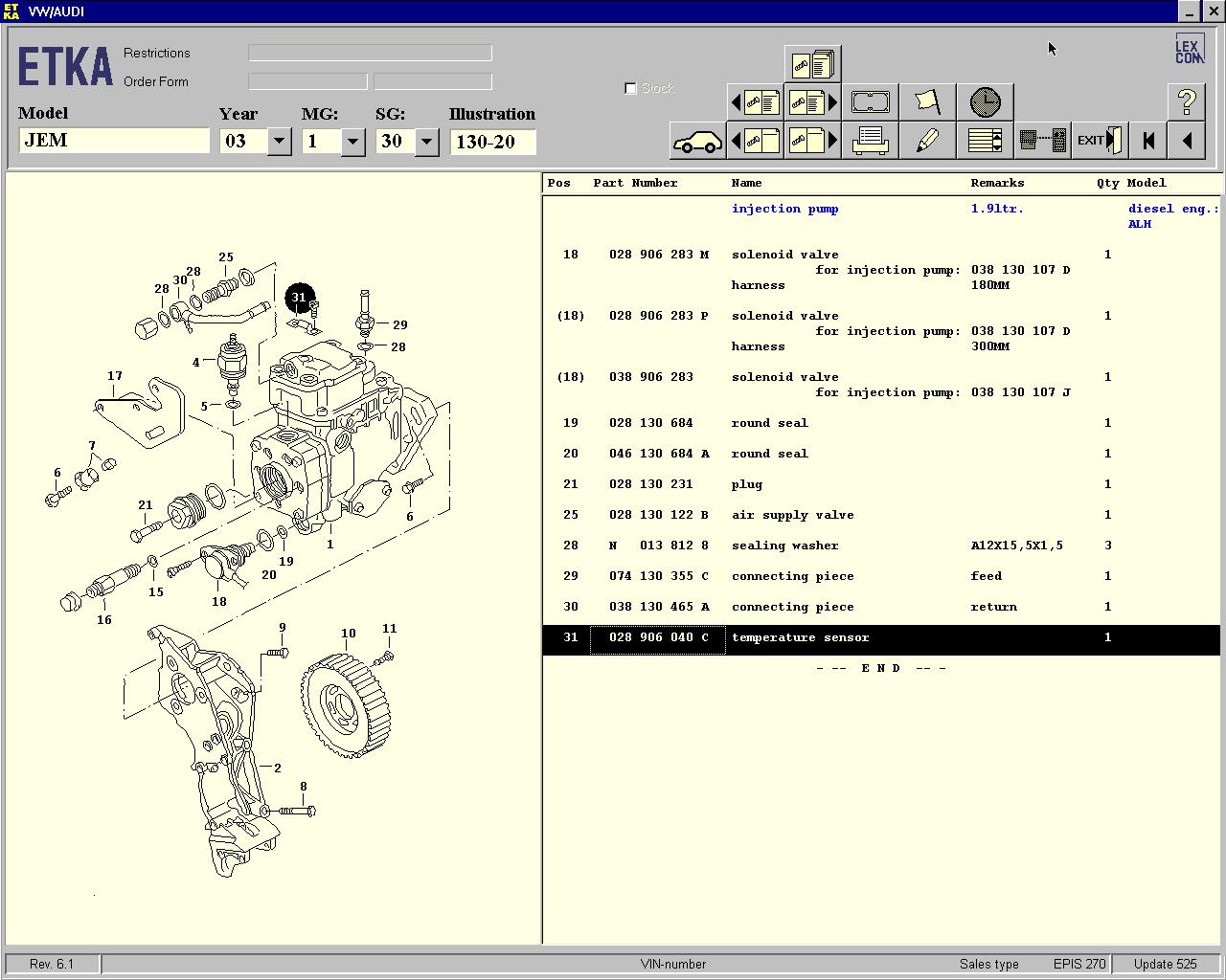 Fuel Temp Sensor Repair Procedure Tdiclub Forums