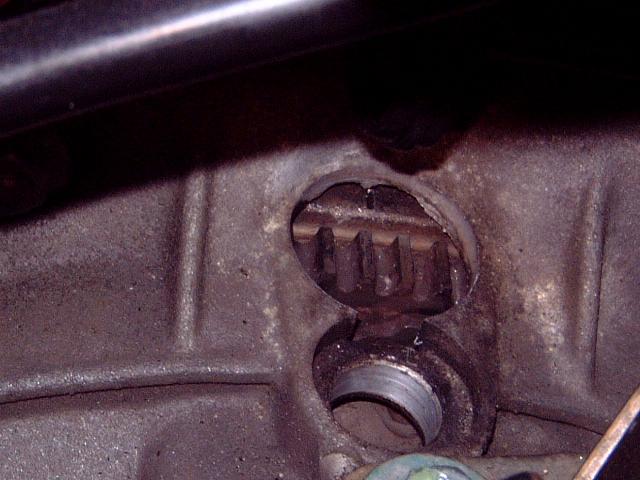 2005 Volkswagen Jetta 2.5 >> TDC mark on trans? - TDIClub Forums